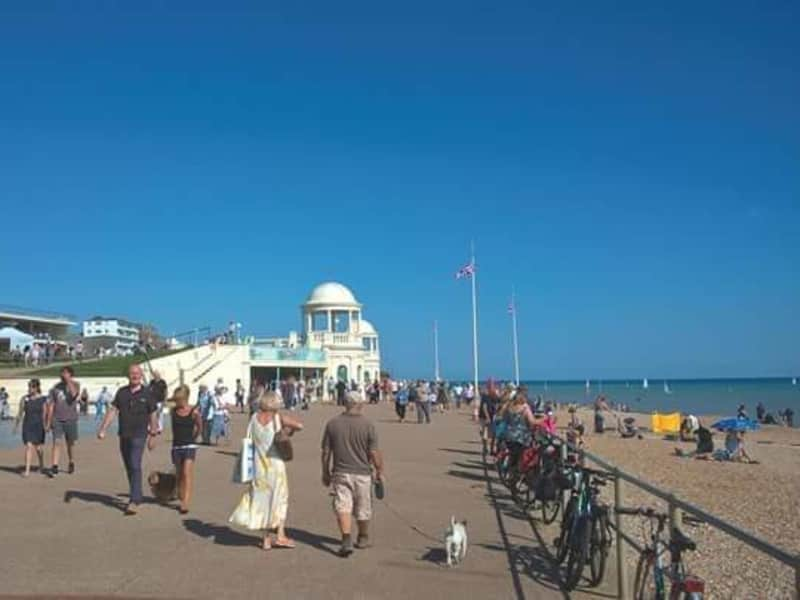 Housesitting assignment in Bexhill-on-Sea, United Kingdom