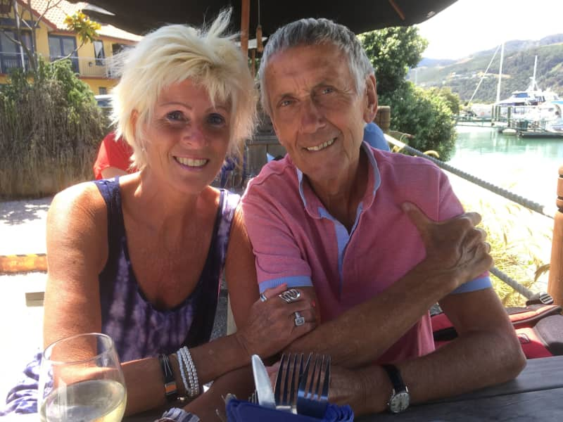 Robert & Kirstin from Torquay, United Kingdom