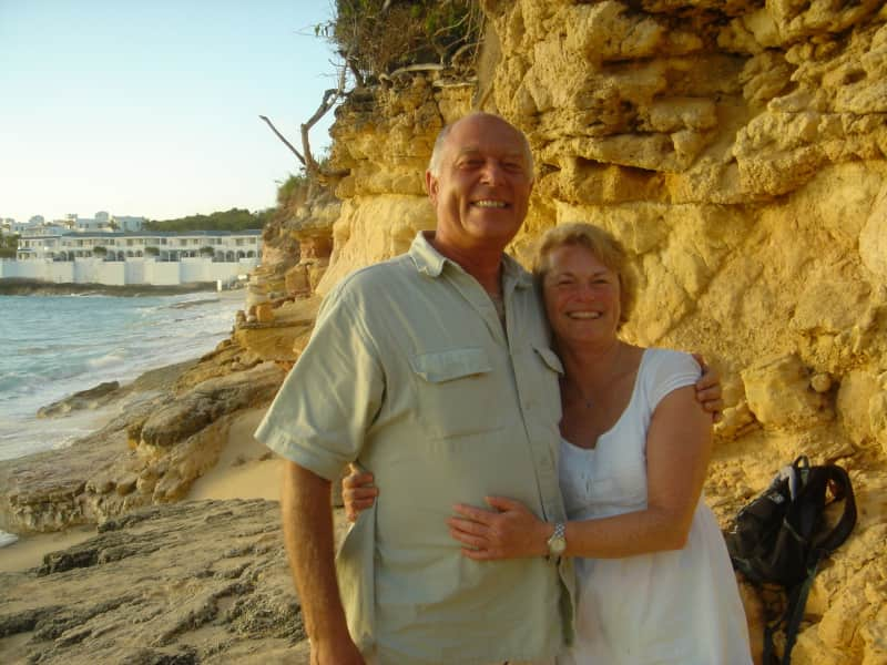 Pippa & Ian from Petersfield, United Kingdom