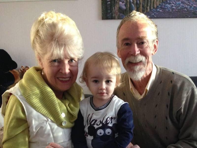 Jennie & Glenn from Bournemouth, United Kingdom