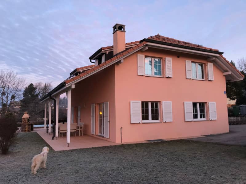Housesitting assignment in Vers-chez-les-Blanc, Switzerland