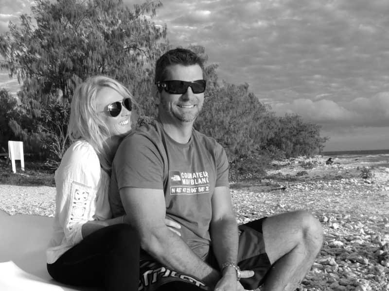 Libby & Chris from Hervey Bay, Queensland, Australia
