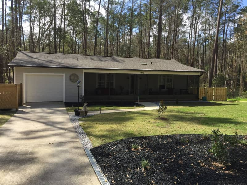 Housesitting assignment in Tallahassee, Florida, United States