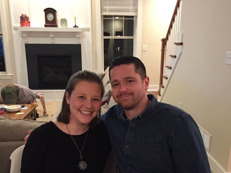 Jacquie & Sean from Waynesboro, Virginia, United States