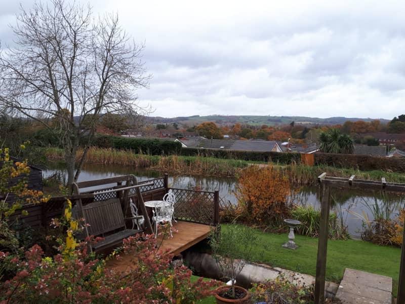 Housesitting assignment in Tiverton, United Kingdom
