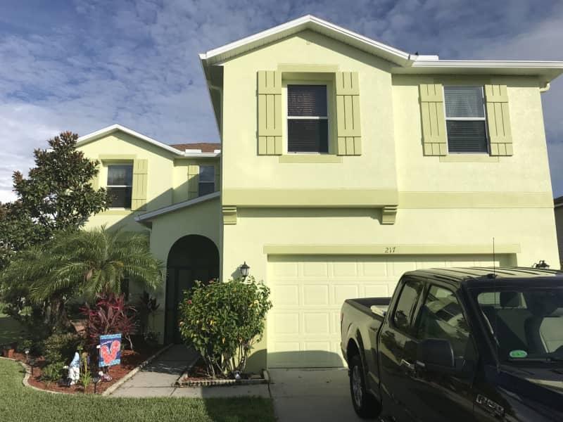 Housesitting assignment in Apollo Beach, Florida, United States