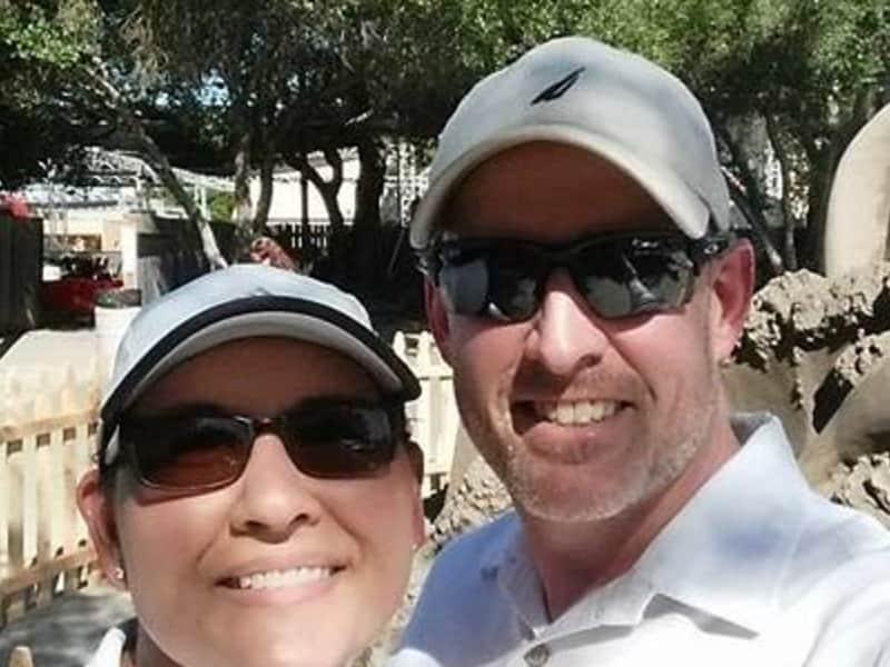 Eric & Christine from Roseville, California, United States