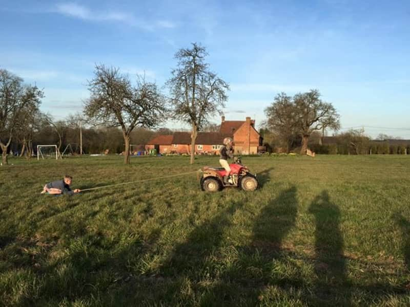 Housesitting assignment in Newdigate, United Kingdom