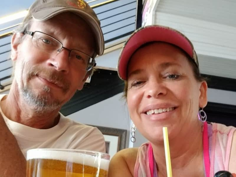 Barbara & Rod from Harpers Ferry, Iowa, United States