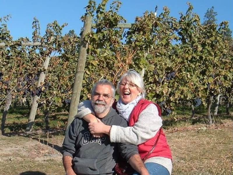 Barbara & Paul from McBride, British Columbia, Canada