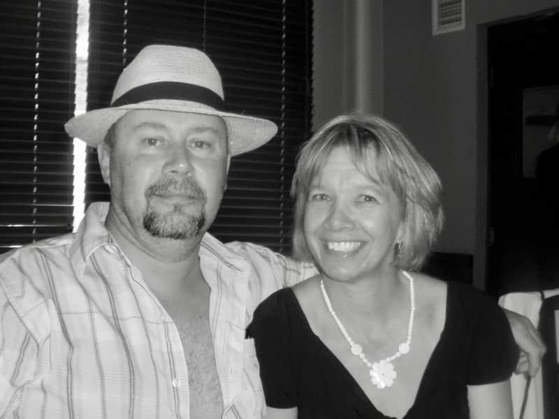 Johanna & Bob from Okotoks, Alberta, Canada