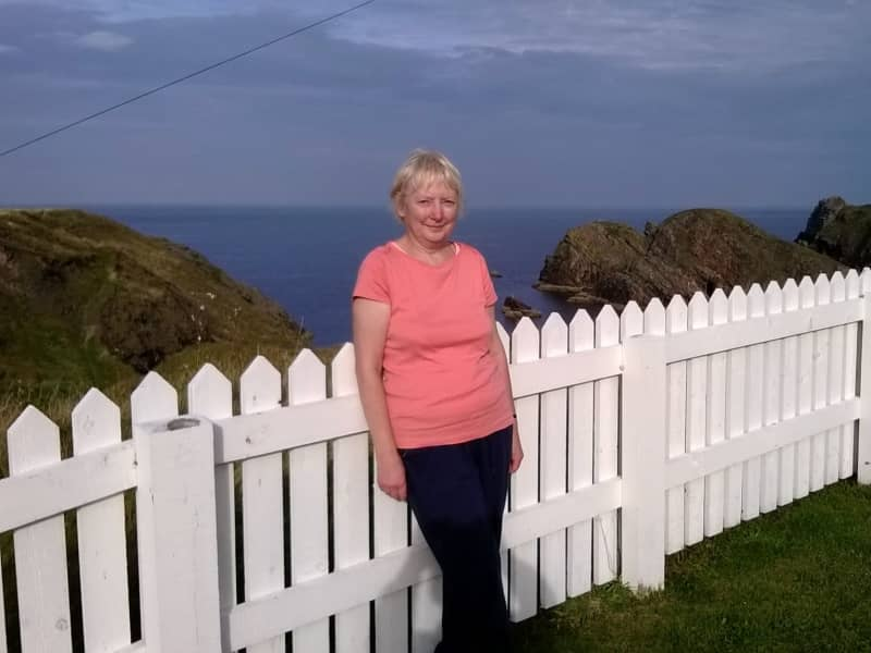 Irene from Buckie, United Kingdom