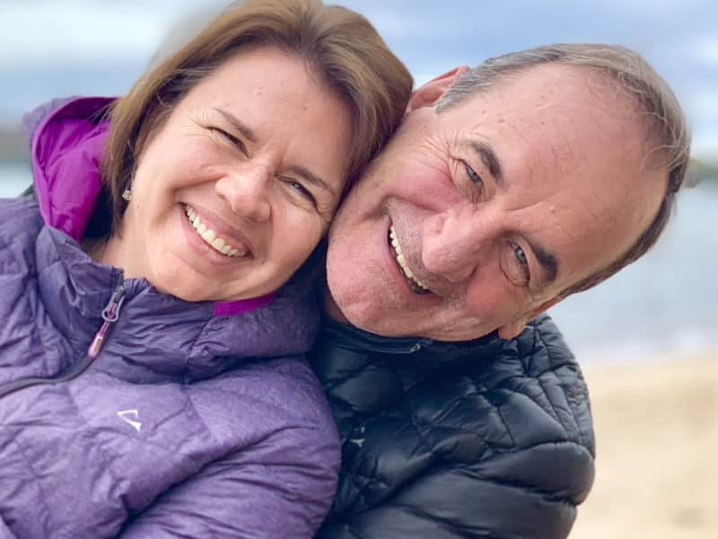 Rick & Susan from Niagara Falls, Ontario, Canada