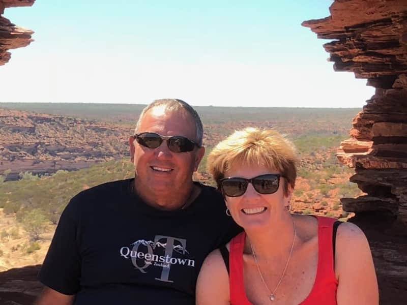 Martina & Stewart from Rockingham, Western Australia, Australia