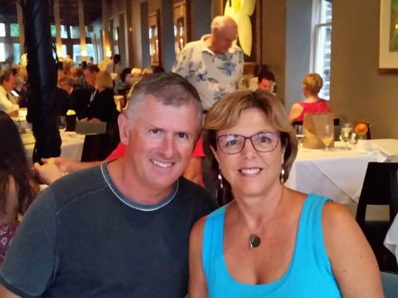 Barbara & Mike from Bloomington, Illinois, United States
