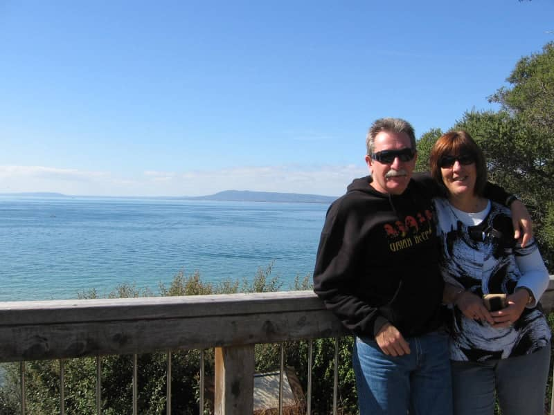 Jean & Phil from Mildura, Victoria, Australia