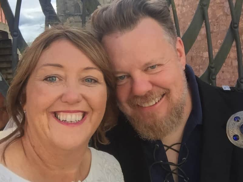 Lesley & Gordon from Dunfermline, United Kingdom