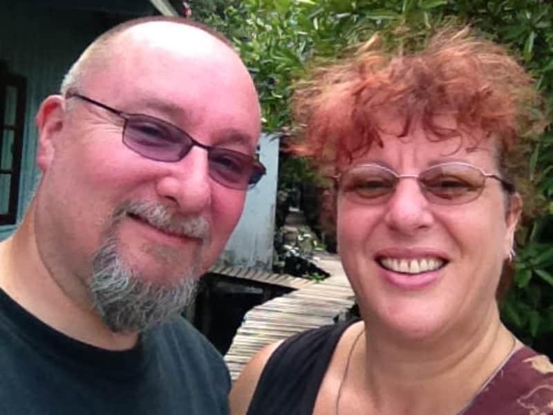 Sarah & Tony from Abingdon, United Kingdom