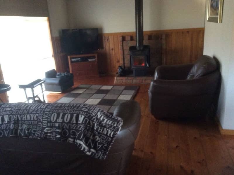 Housesitting assignment in Malmsbury, Victoria, Australia