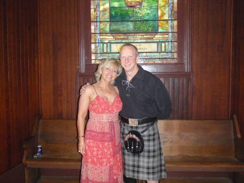 Patricia & Graeme from Aberdeen, United Kingdom