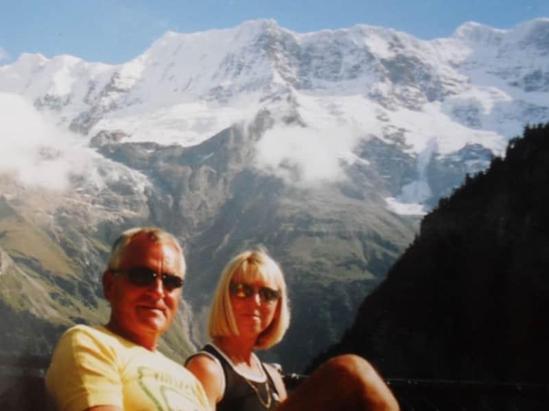 Julie & David from Prestwich, United Kingdom