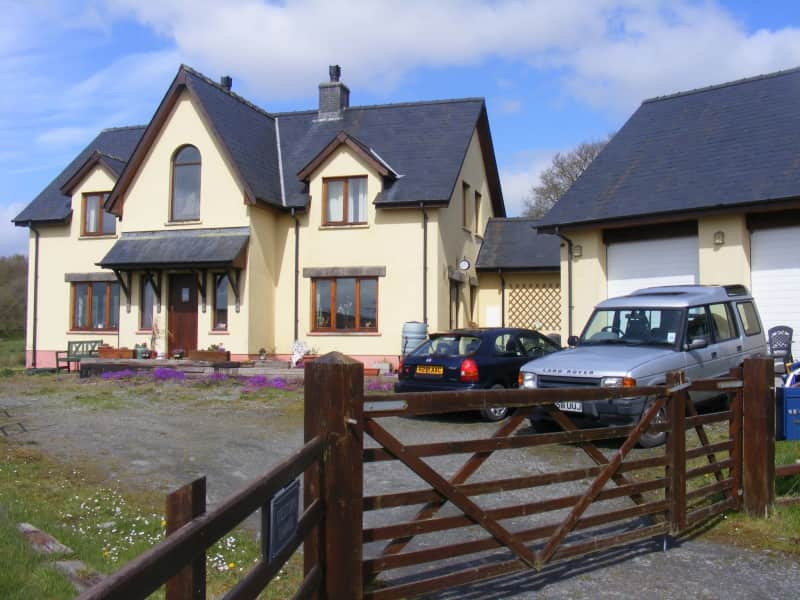 Housesitting assignment in Penuwch, United Kingdom