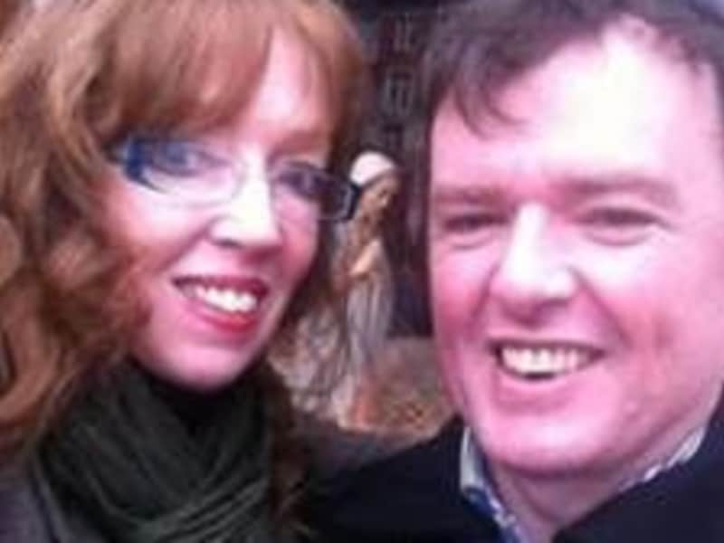 Clare & Eamonn from Kildare, Ireland