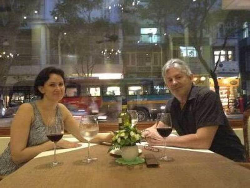 Noel & Natalia from Mandurah, Western Australia, Australia