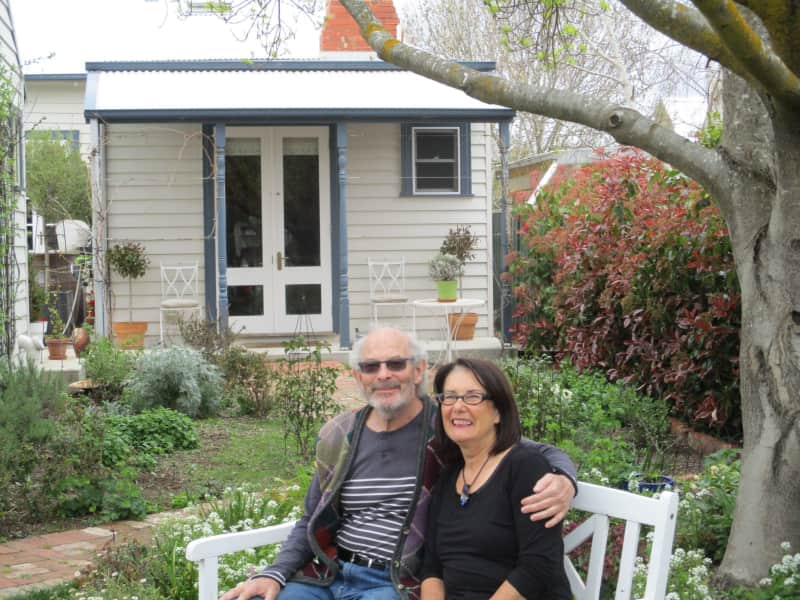 Jill & Philip from Ballarat, Victoria, Australia