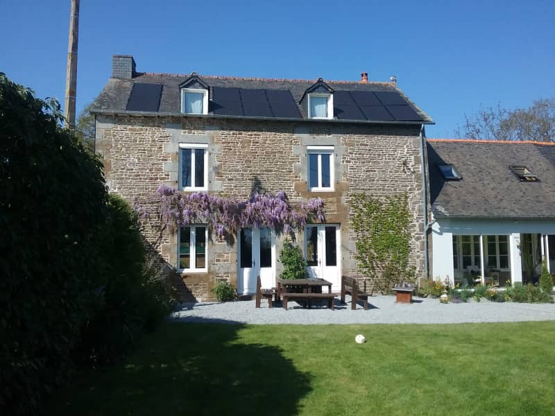 Housesitting assignment in Combourg, France