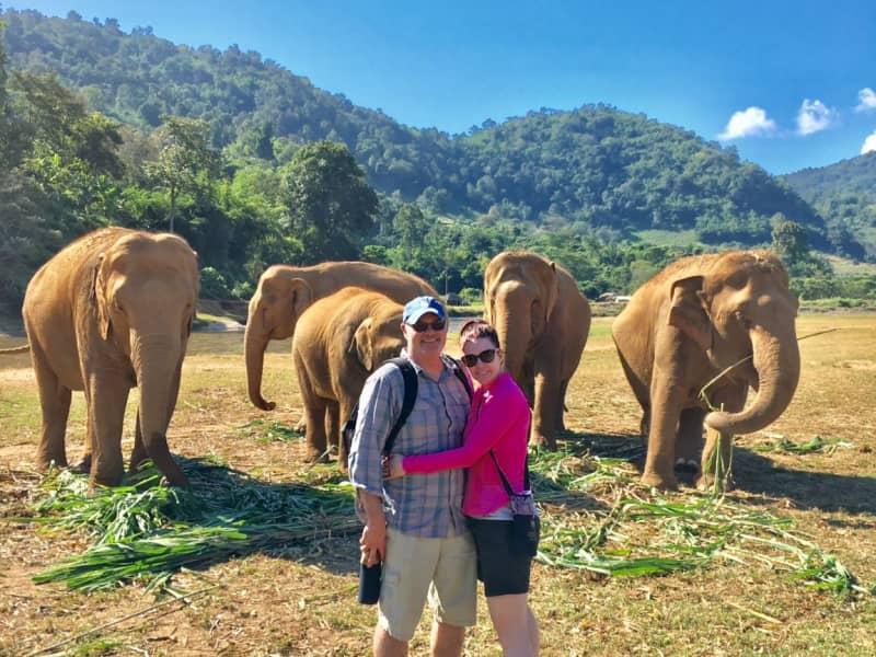 Greg & Christine from Bangkok, Thailand
