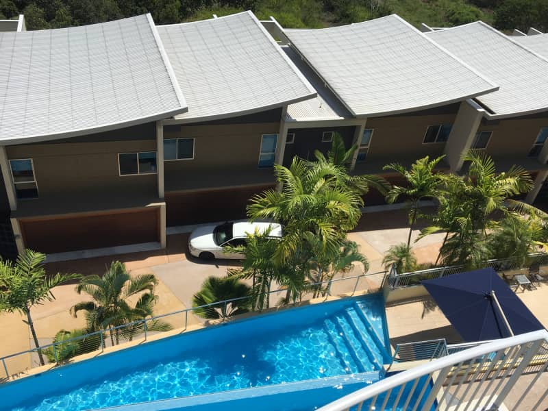 Housesitting assignment in Airlie Beach, Queensland, Australia