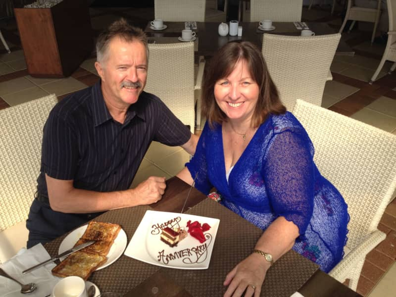 Jeni & Steve from Wodonga, Victoria, Australia