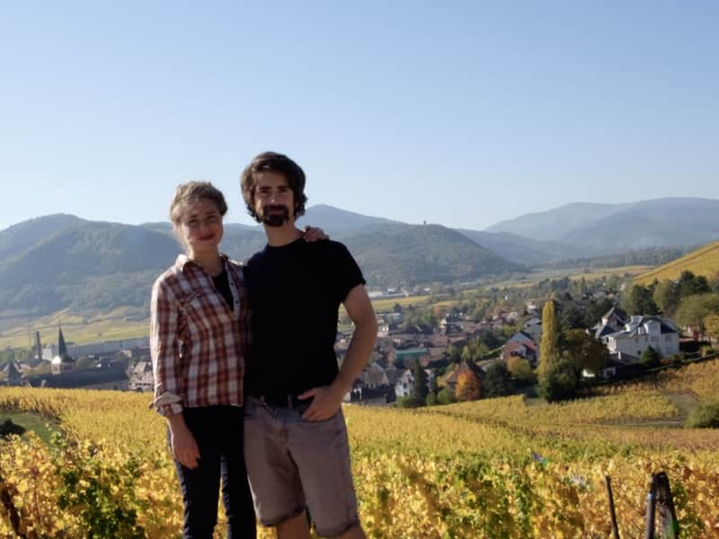 Leopold & Gabrielle from Tours, France