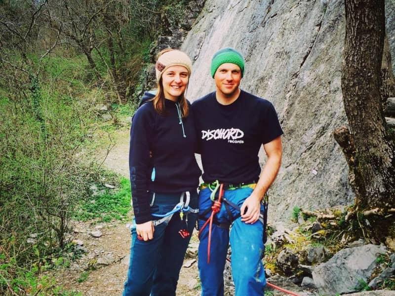 Charlotte & Robbie from Villars-sur-Ollon, Switzerland