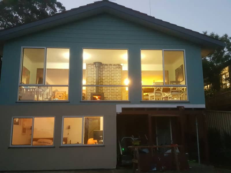 Housesitting assignment in Cardiff Heights, New South Wales, Australia
