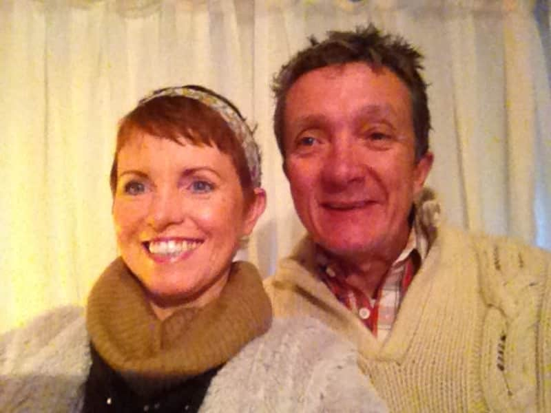 Imelda & Mark from Kilrush, Ireland