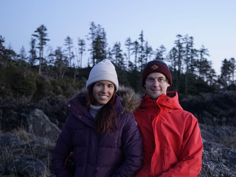 Caitlin & Geoff from Sopela, Spain
