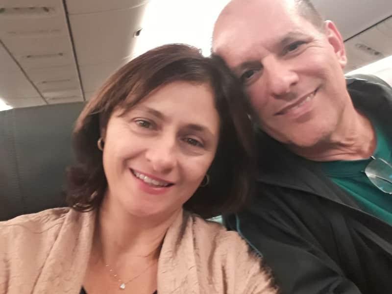 Marisa & Ricardo from Presidente Prudente, Brazil