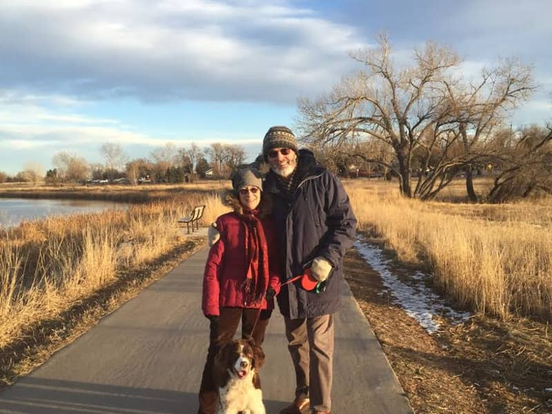 Edward & Patty from Westminster, Colorado, United States