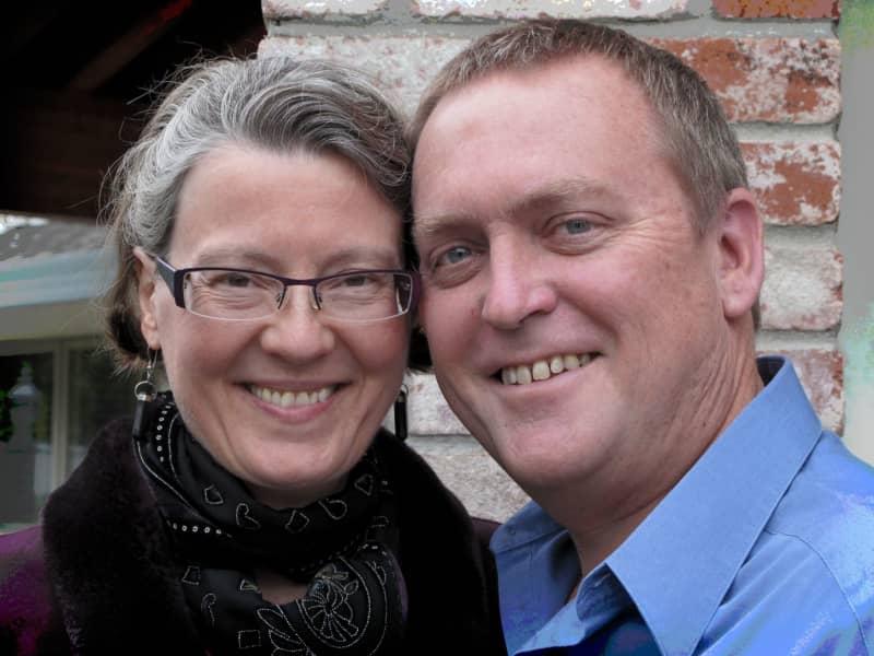 Richard & Ulrike (riki) from Volcano, Hawaii, United States
