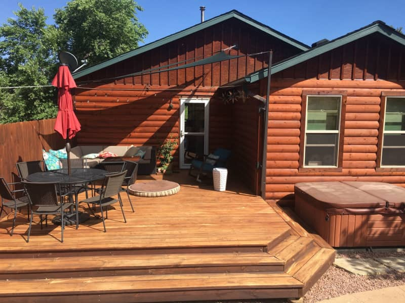 Housesitting assignment in Manitou Springs, Colorado, United States