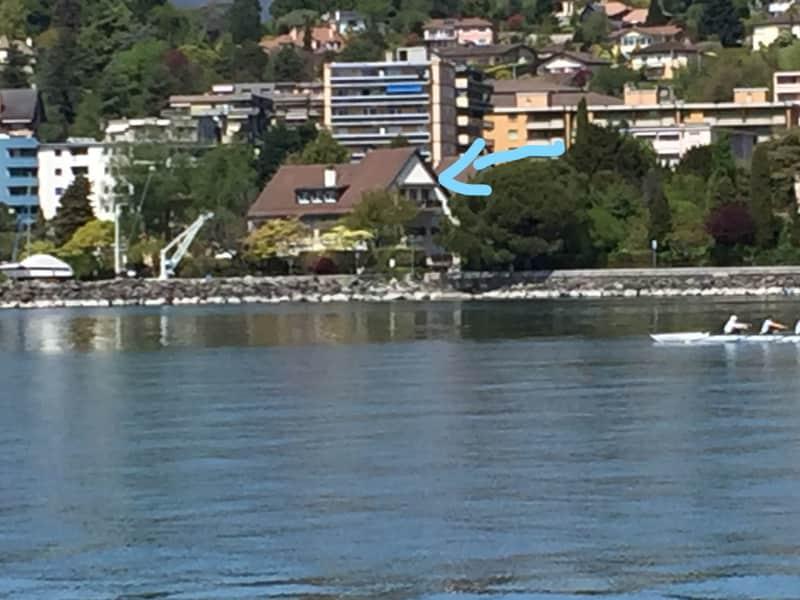 Housesitting assignment in Clarens, Switzerland