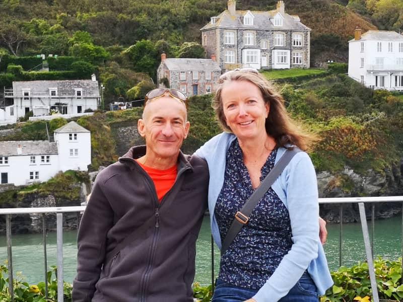 Donna & Tony from Tauranga, New Zealand