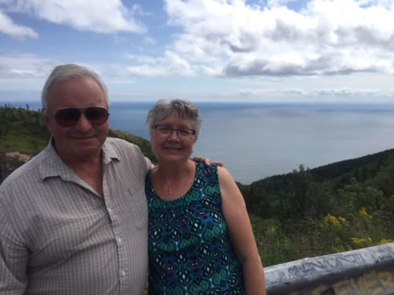 Gary & Lilianne from Beausejour, Manitoba, Canada