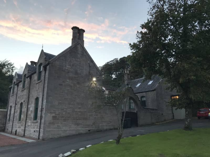 Housesitting assignment in Millport, United Kingdom
