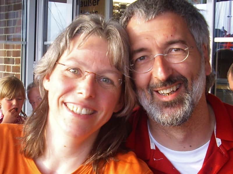 Claudia & Rolf from Oslo, Norway