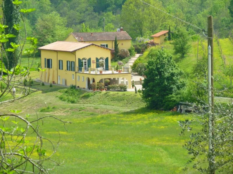 Housesitting assignment in Bagnone, Italy