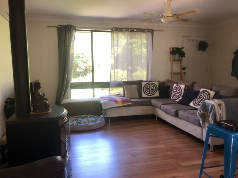 Housesitting assignment in Blackheath, New South Wales, Australia