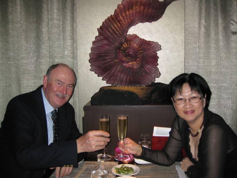 Paik & Roy from Kerikeri, New Zealand